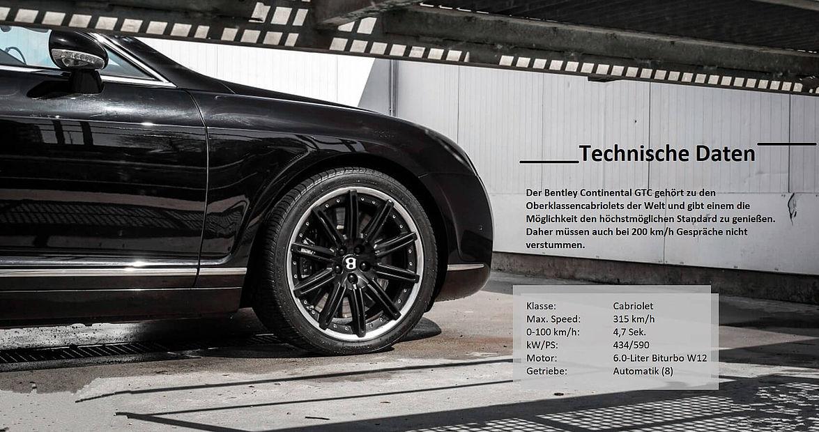 bentley continental gtc langzeitmiete ab 6 monate baron cars. Black Bedroom Furniture Sets. Home Design Ideas