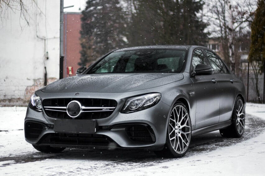 Mercedes-Benz E 63 S AMG 4MATIC+ front