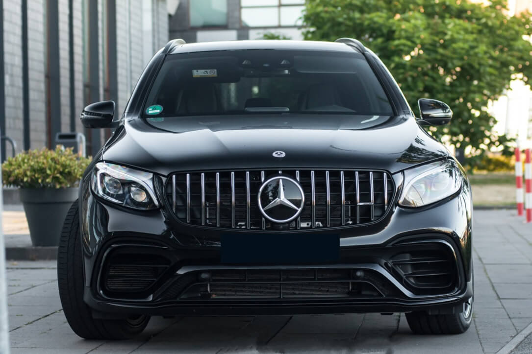 Mercedes-Benz GLC 63 S AMG 4MATIC+ Coupé Frontansicht